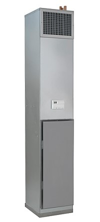 Whisperline vertical stack heat pump main